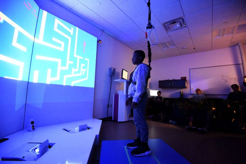 Child's Play: Using Virtual Reality to Advance Physical Therapy